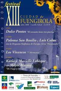 XIII Festival de música de Fuengirola