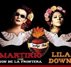 Martirio y Lila Downs juntas